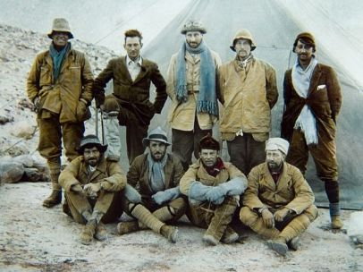 Everest Expedition 1924
