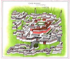 Cho Khang, The Grand Temple of Buddha