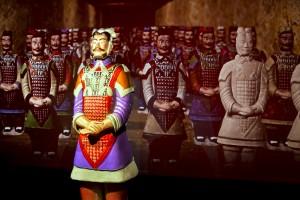 Терракотовая армия императора Цинь Шихуанди (https://www.flickr.com/photos/poul_werner/)