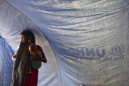 Somali Refugees Dollo Ado Refugee receiving Camp in Ethiopia