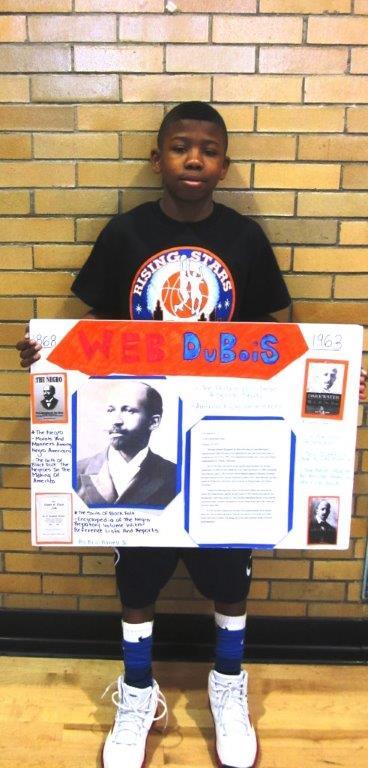 2013 Rising Stars Black History Event