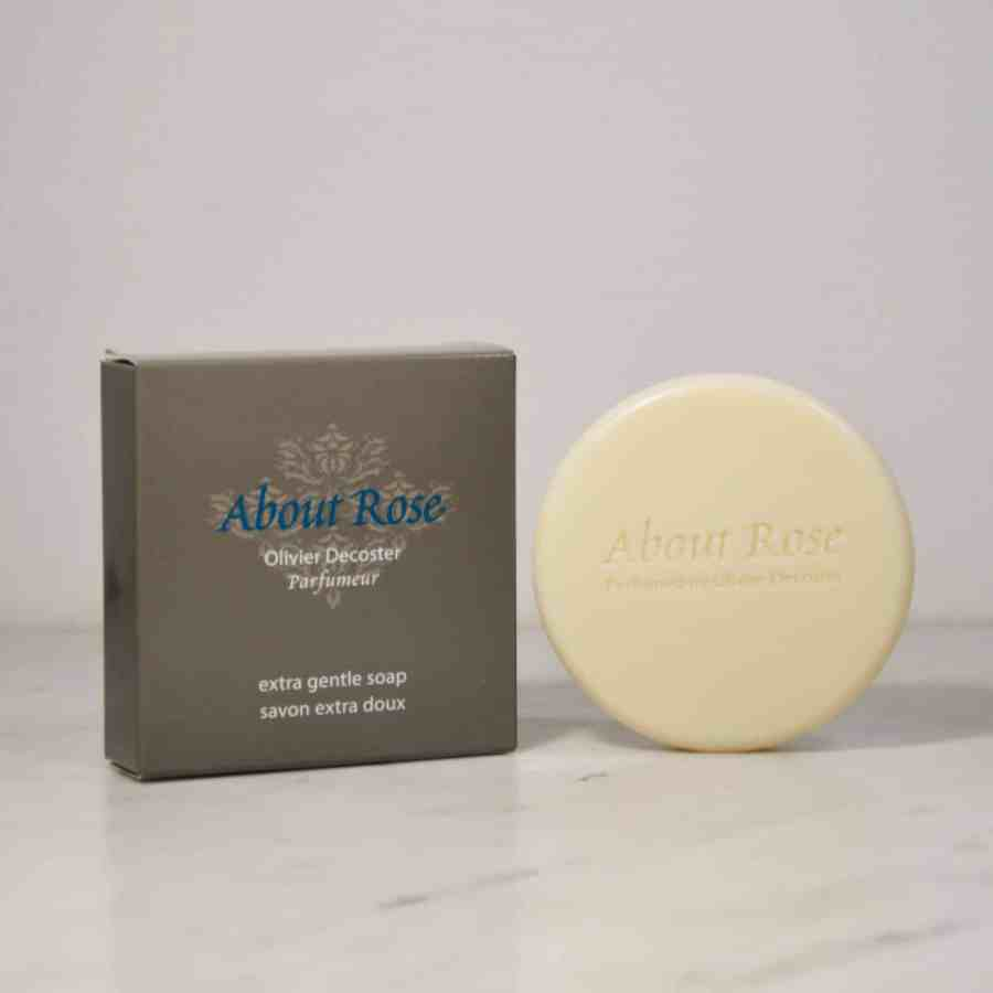 About Rose Imperial Extra Gentle Soap | 100g