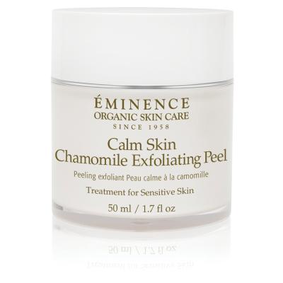 Organics Calm Skin Chamomile Exfoliating Peel