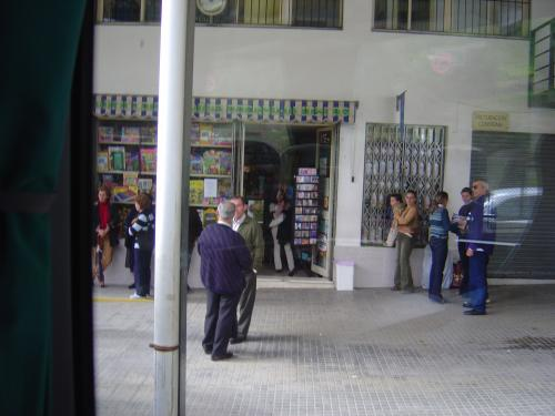From Ronda to Seville - Scenes from a Bus - About Spain Travel