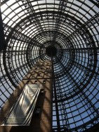Melbourne Central's Shot Tower