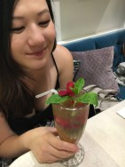 Shauna's Turkish Apple Rose Ice Tea