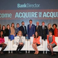 Look At Who Is Attending Acquire or Be Acquired