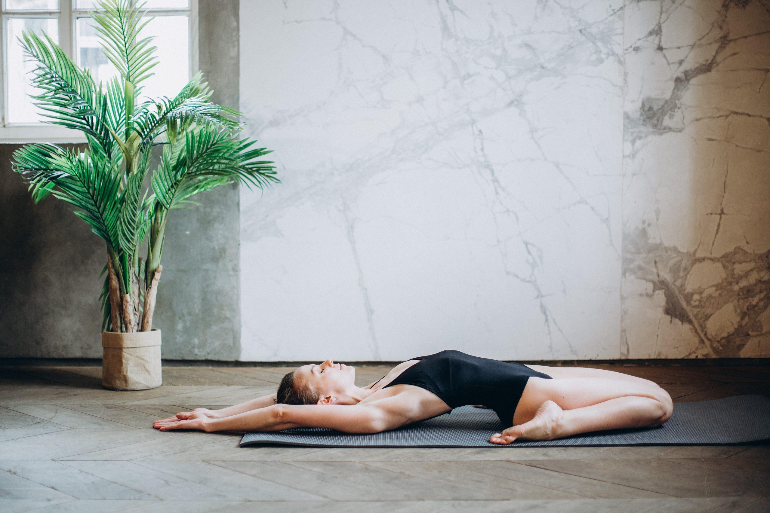 Why I Yoga - self healing