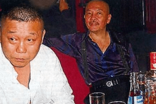 """Roland """"The Hainanese Kid"""" at his 'Bali' restaurant and nightclub. He died of cardiac arrest at the age of 72"""