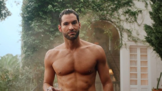 Tom Ellis Lucifer Season 4 Teaser