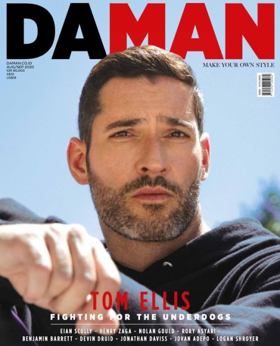 DAMAN_Magazine Tom Ellis 4