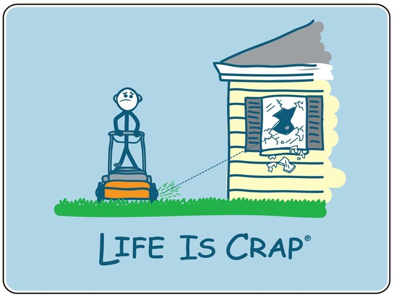 Courtesy of LIfe Is Crap(r)