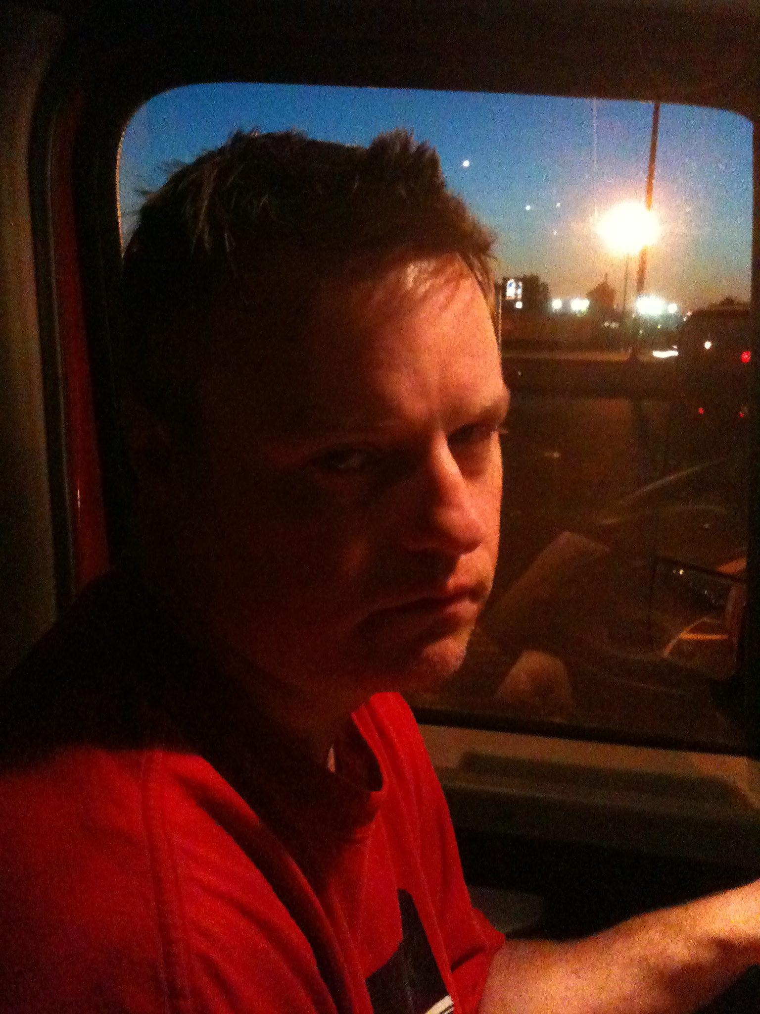 Unhappy Todd