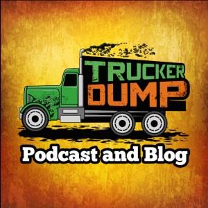 Trucker Dump Podcast & Blog logo