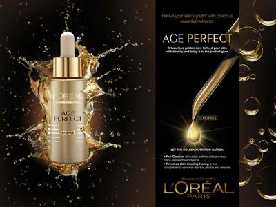L'Oréal - Age Perfect