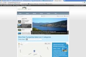 OkanaganLakeviewHomes.com :: Real Estate Listing Website