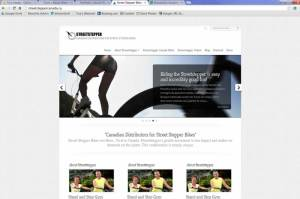 StreetStepperCanada.ca :: Sports Equipment Website
