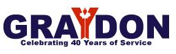 Graydon Security Logo
