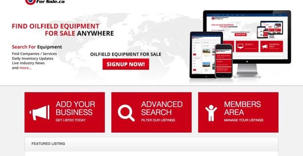OilfieldEquipmentforSale.ca :: Classified Ads Directory Website
