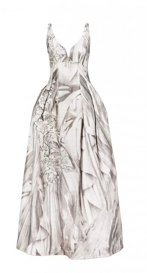Νυφικό Conscious Collection 2016 H&M, 199€.