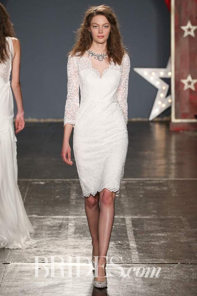 Photo by Edward James/Indigital.tv Wedding dress by Jenny Packham