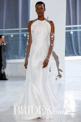 Photo: Gerardo Somoza/Indigital.tv Wedding dress by Peter Langner