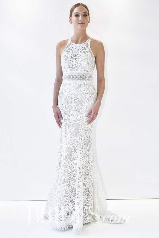 Photo by Rodin Banica/Indigital.tv Wedding dress by Watters