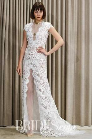 Photo: Gerardo Somoza/Indigital.tv Wedding dress by Christos Costarellos