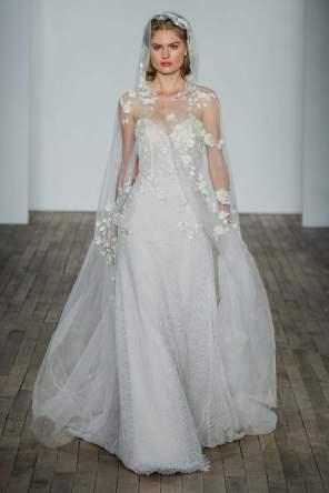 Courtesy of Allison Webb Wedding dress by Allison Webb