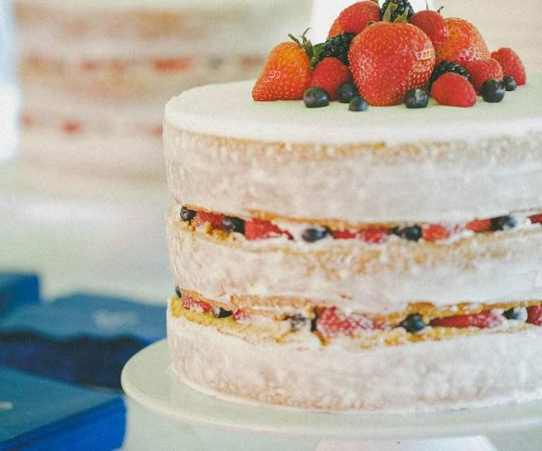 Τάσεις Γάμου: Rustic γαμήλιες τούρτες (μέρος 2ο)