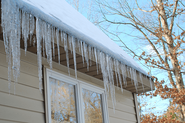 Got Icicles Ice Damming Means Heat Is Escaping Above