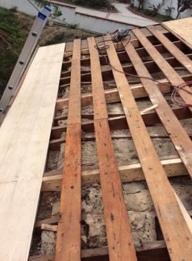 Rolling Hills Border Cedarlite Reroof In Progress #2