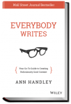 Everybody Writes - Ann Handley Content Marketer