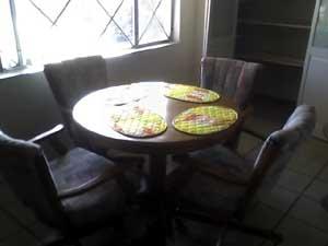 Ben's table