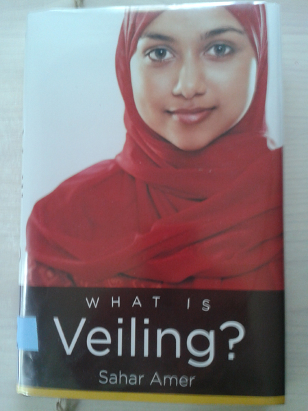 Cover of book What is Veiling?