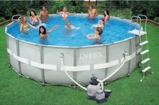 18x52 round ultra frame pool