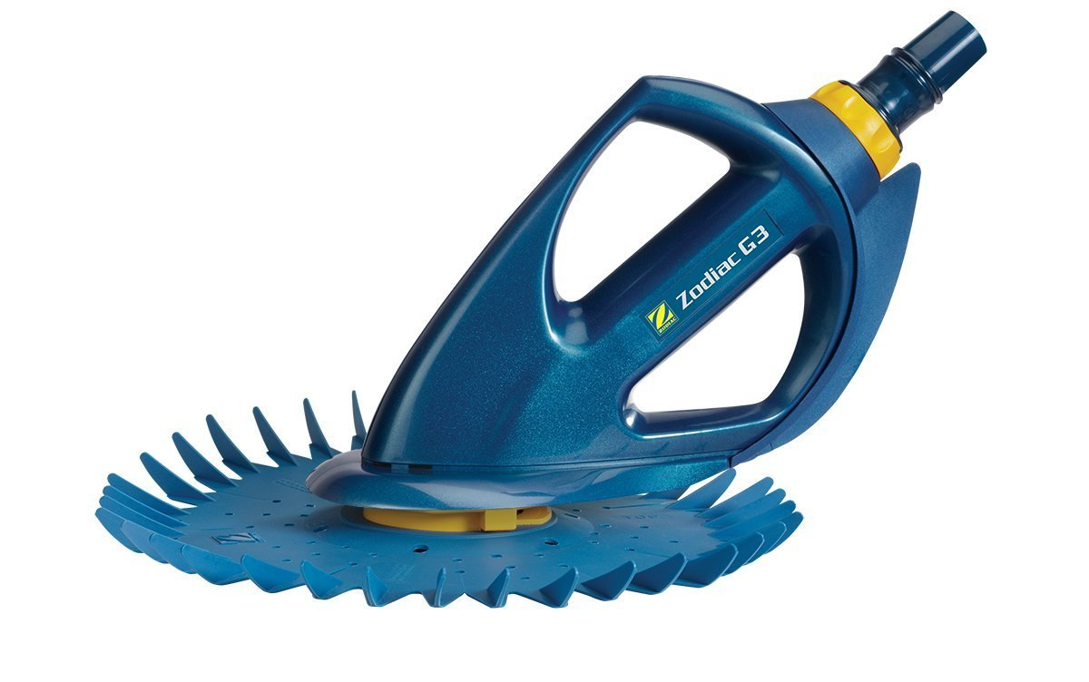 The Zodiac Baracuda G3 Pool Cleaner Review Best Above