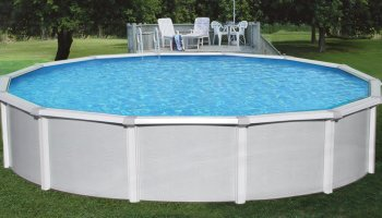 Can you install heaters in aboveground pools?