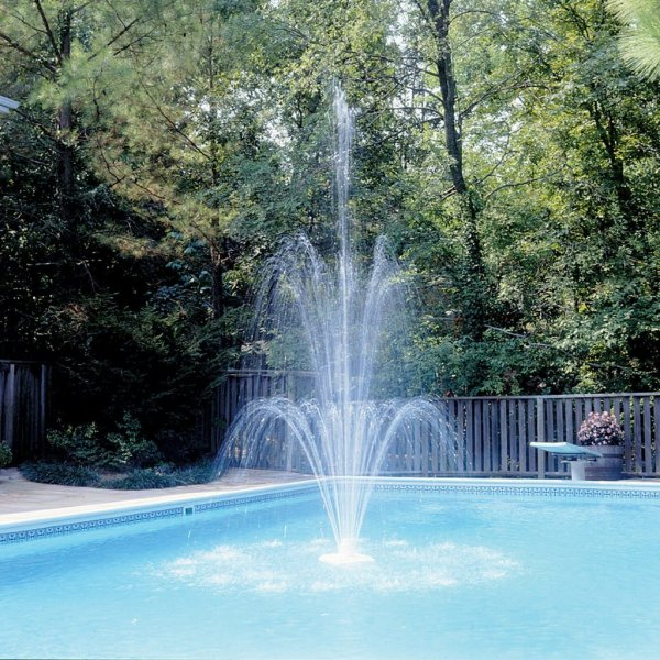 Above Ground Pool Fountain Pools