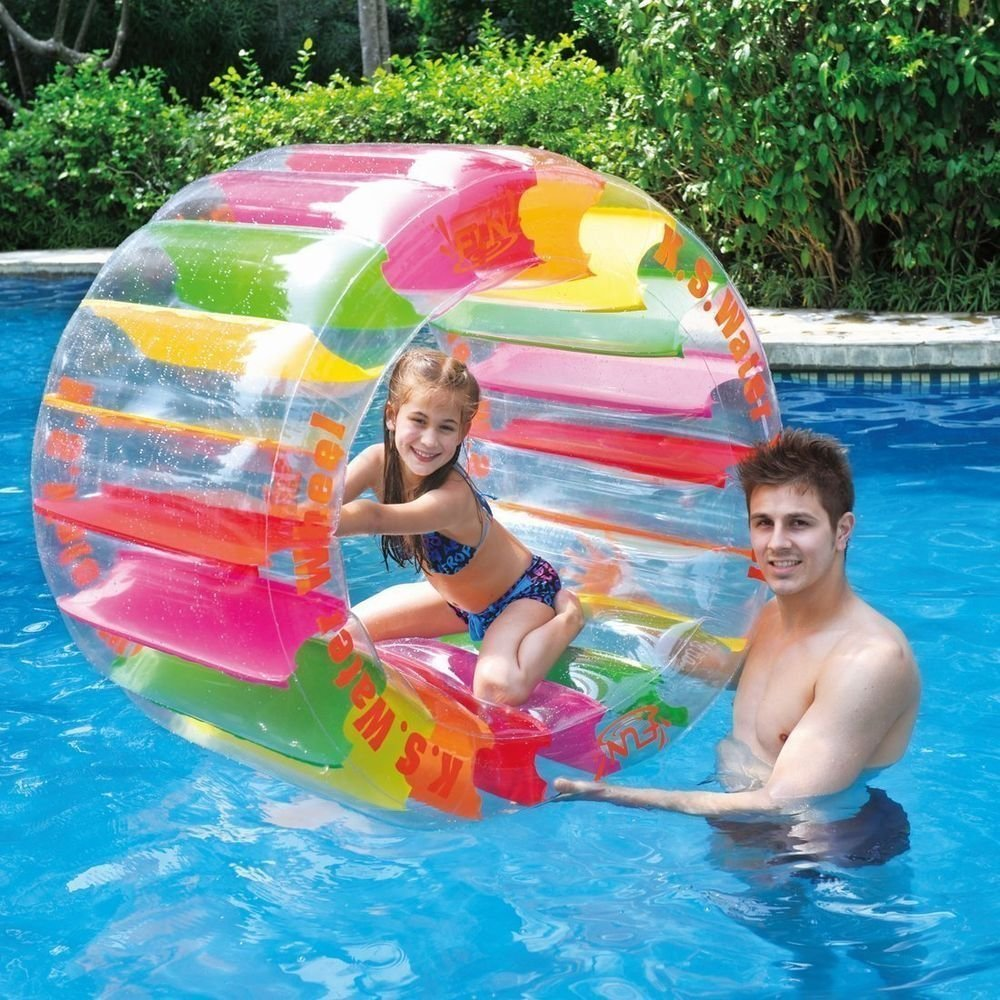 5 must have pool toys for your above ground pool best. Black Bedroom Furniture Sets. Home Design Ideas