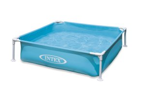 features of the intex mini frame pool intex square pool this intex above ground - Square Above Ground Pool