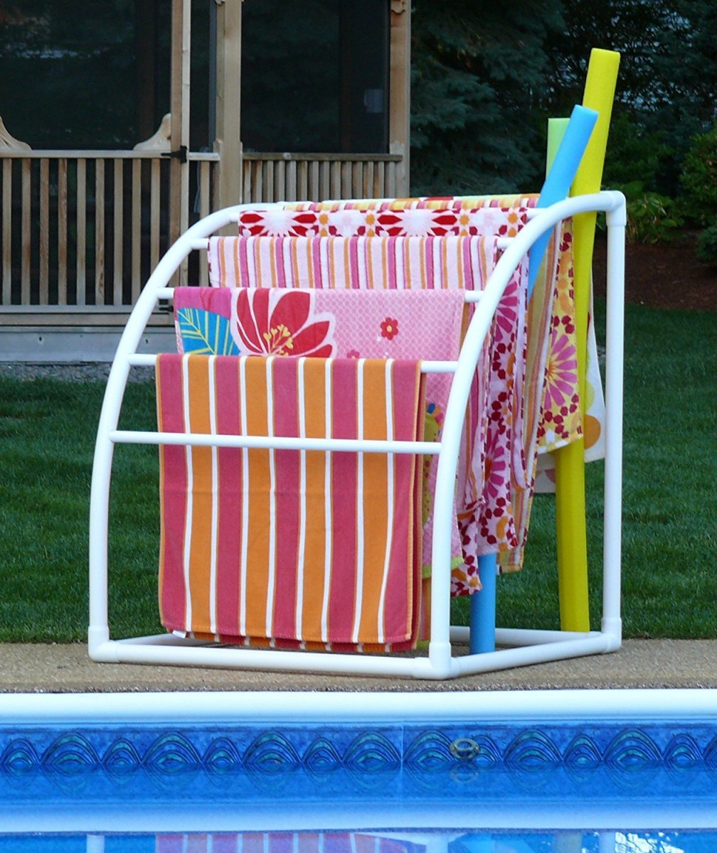 Top 5 Poolside Towel Racks For Your Outdoor Area Best