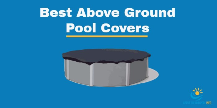 best above ground pool winter covers