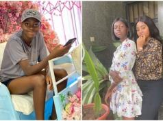 Don't marry old man like your sister for money - Nigerian man tells Regina Daniels's sister