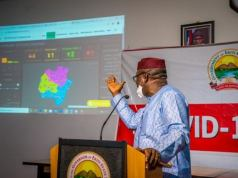 Fayemi unveils Covid-19 Response Website