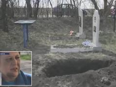 Woman Who Was Beaten And Buried Alive By Neighbour Dig Herself Out Of Grave In Ukraine
