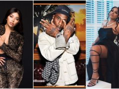 Singer Dencia drags Burna Boy and girlfriend Stefflon Don on Twitter