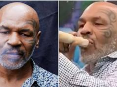 Legendary Boxer, Mike Tyson Reveals He Smokes $40,000 Weed Monthly