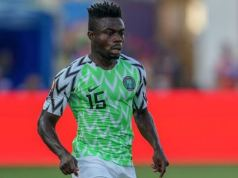 Super Eagles Winger Moses Simon Named Player of The Season By French Club