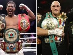 Tyson Fury Gives Reason Why He Will Knock Anthony Joshua Out In The 2nd Or 3rd Round